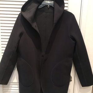 lululemon reversible space hooded coat